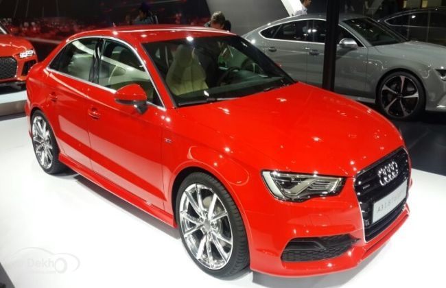 Audi cars to cost more