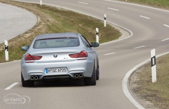BMW M6 launch on 3rd of April