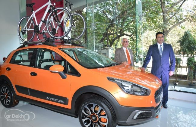 FIAT India inaugurates its first exclusive dealerships in South Mumbai