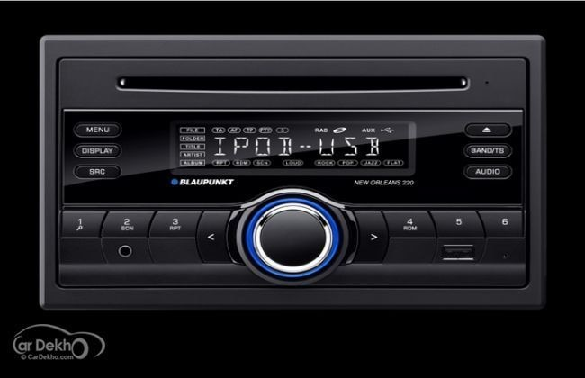 Blaupunkt India introduces New Orleans 220