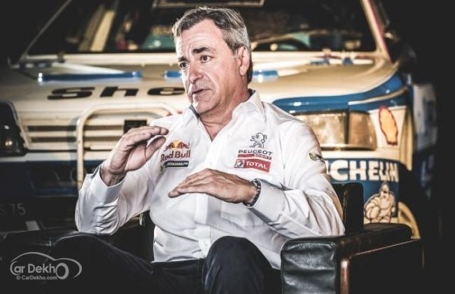 Peugeot to get back into Dakar in 2015