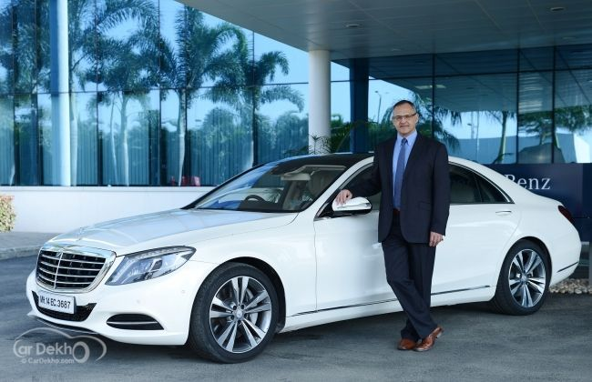 Mercedes-Benz India sees a 27% growth in the first quarter of 2014