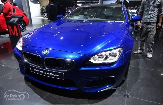BMW M6 Gran Coupe launched in India at Rs 1.75 Cr