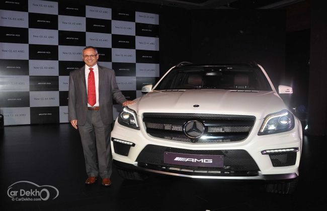 Mercedes Benz India launches GL63 AMG for Rs 1.66 crore