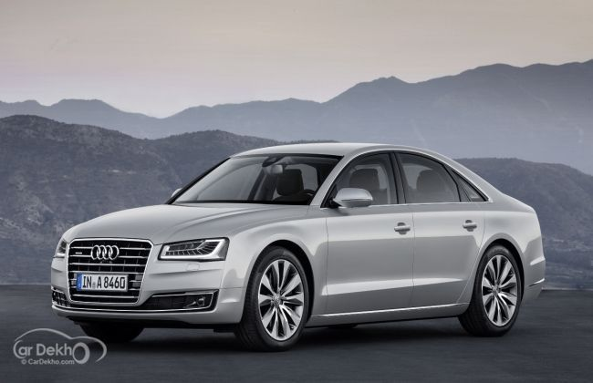 Audi A8 L to launch in a few days, A3 sedan to follow soon