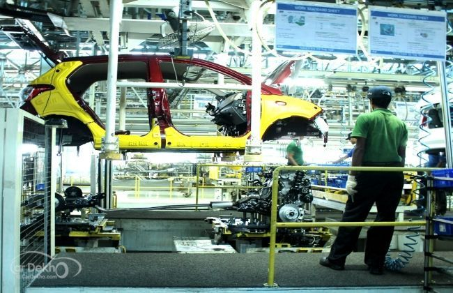 Hyundai Factory Tour Chennai