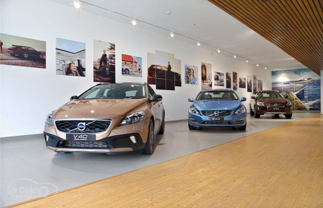 Volvo Cars Opens New Dealership In Chandigarh