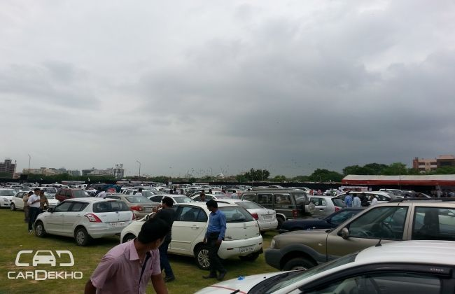 Best Deals @ 'Deal Dekho' Used Car Mela Jaipur