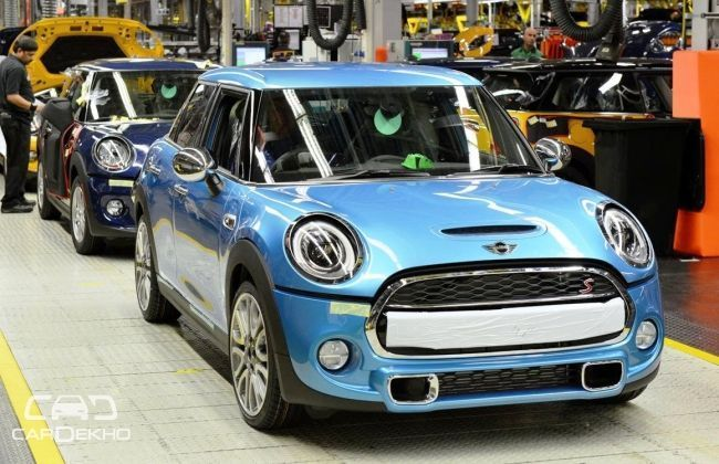 Mini crosses three million production milestone