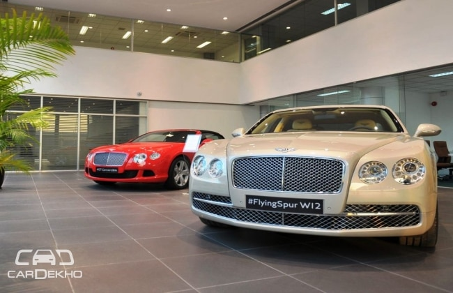 Bentley launches first dealership in Vietnam