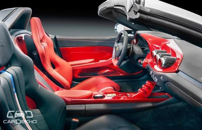 Ferrari F60 America is Ferrari's way to celebrate its 60th year in North America