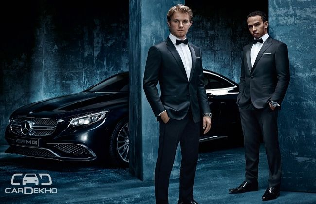 Mercedes AMG Petronas partners with HUGO BOSS