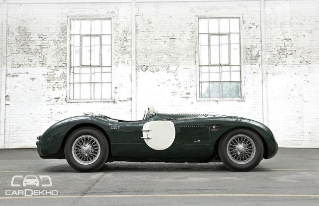 Drive the legendary D-type, E-type and more at Jaguar Heritage Driving Experience