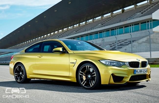 New BMW M3 Sedan
