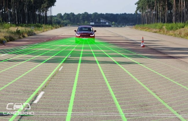 Ford Introduces New Driver-Assist System