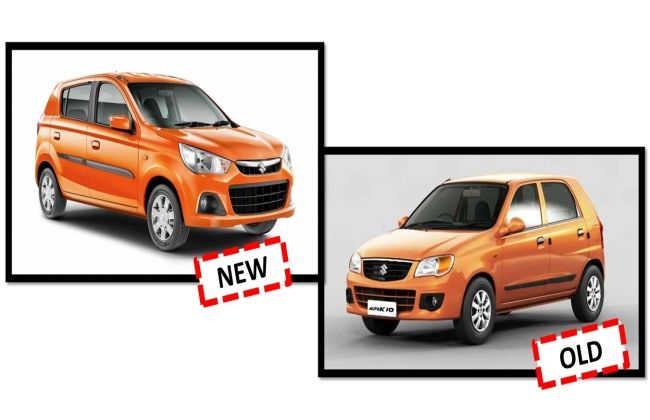 New Alto K10 Price in Kerala The New Alto K10 is Shorter in