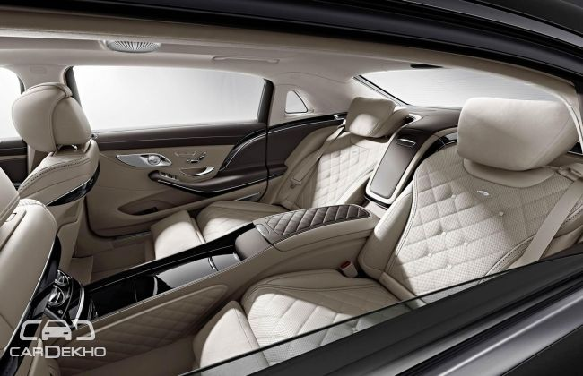 Mercedes Maybach S Class S600