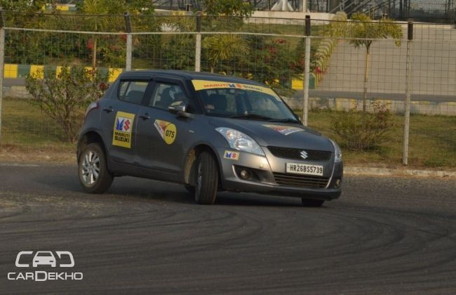 Maruti Suzuki Autocross
