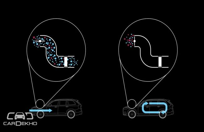 New Volvo XC90 will come with enhanced multi-filter