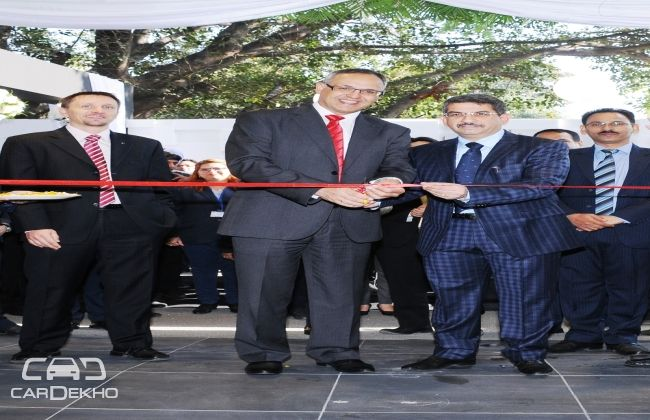 Mercedes-Benz inaugurates new dealership in Chandigarh