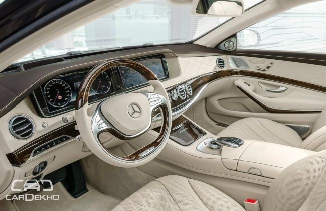 mercedes-maybach launches s600 sedan at rs 2.6 crore | business