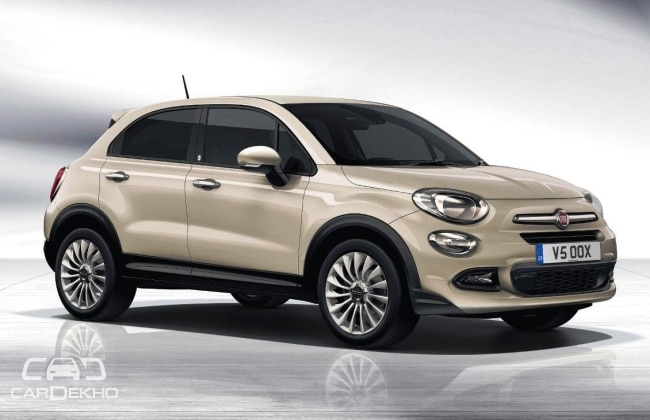 fiat 500x opening edition offers more equipment at no. Black Bedroom Furniture Sets. Home Design Ideas
