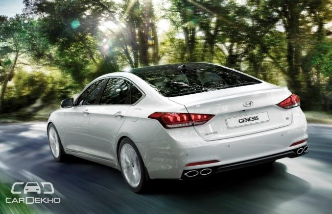 Hyundai Genesis and Sonata Win 2014 GOOD DESIGN Awards  Business