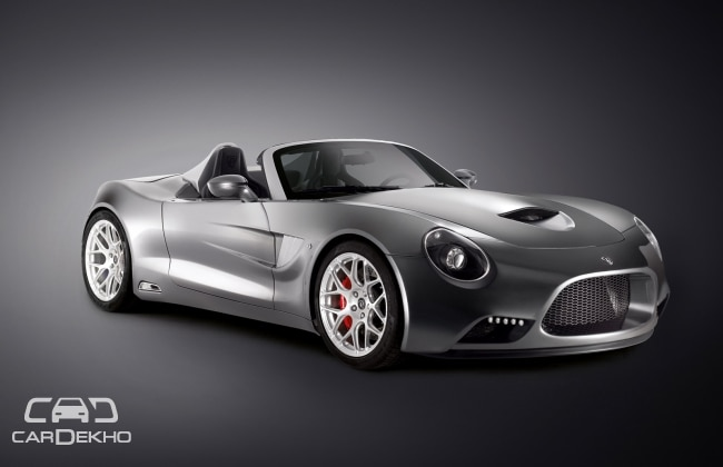 With A Curb Weight Of Just 1150 Kgs Split 50 Front To Rear The Chassis 427 Roadster Is Lightweight Aluminum Structure Attached Carbon Fiber