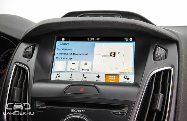 Stay focussed and connected to your family with Ford Life360