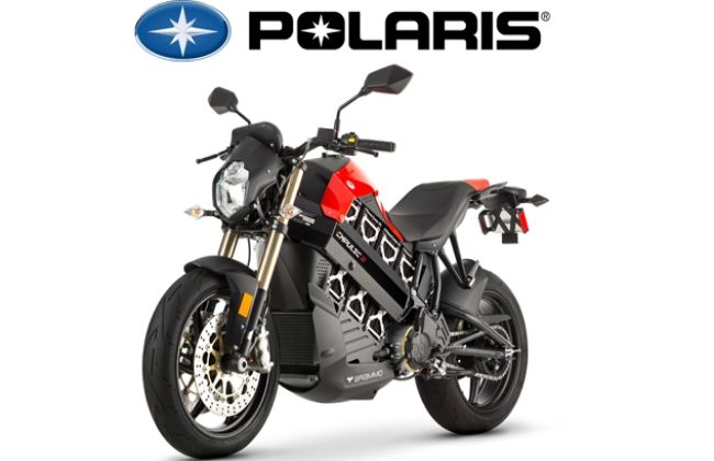 Polaris acquires Brammo electric motorcycles