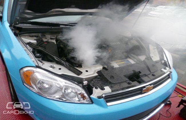 Car Radiator Not Getting Hot