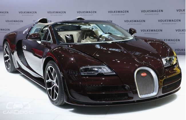 last of the bugatti veyron sold business standard news. Black Bedroom Furniture Sets. Home Design Ideas
