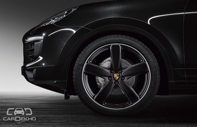 More customisation for Porsche Cayenne, Macan and Panamera