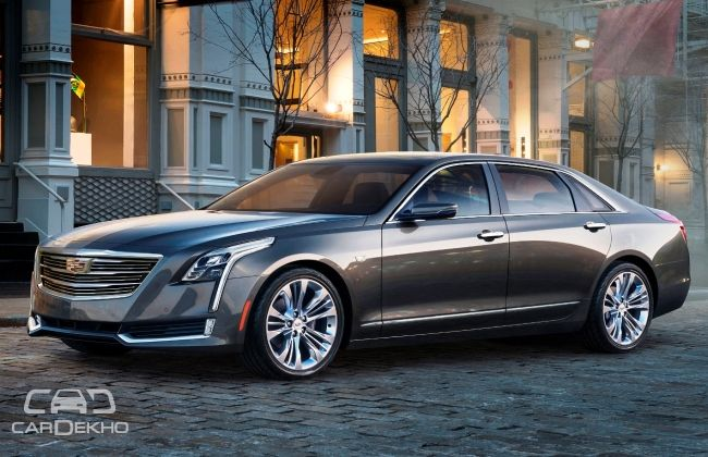 2016 Cadillac Ct6 Is Legit Luxury Autoguide Com News: Cadillac CT6 Makes World Premiere At 2015 New York Auto