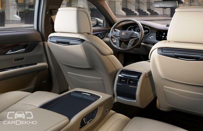 Cadillac Ct6 Makes World Premiere At 2015 New York Auto