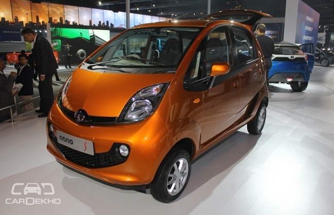 Now Book Your Tata Nano Genx Amt With Advance Payment Of Rs 5 000