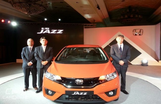 Week Of Launches Honda Jazz Chevrolet Enjoy Facelift Nissan Micra X Shift Limited Edition And