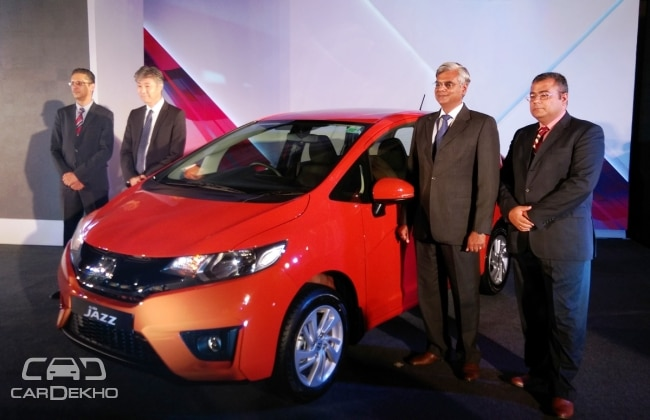 new car launches in chennaiHonda Accord to be launched in 2016 Honda Jazz launched in