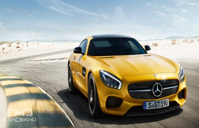 No mercedes benz amg v12s for india for Mercedes benz chennai