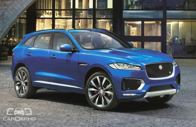 Jaguar SUV F-Pace