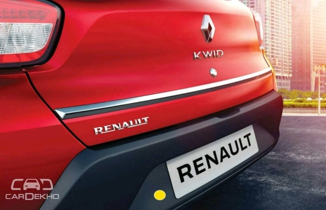 renault lists kwid accessories launches krazyforkwid contest business standard news. Black Bedroom Furniture Sets. Home Design Ideas