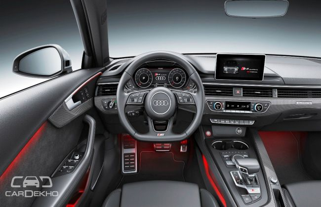 2017 Audi S4 loses supercharger, manual gearbox opts for