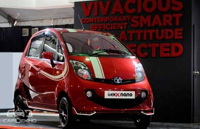 tata nano genx modified wallpaper pics
