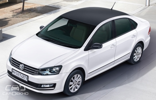 Volkswagen Vento Limited Edition