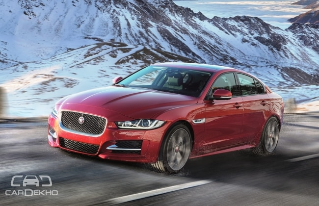 Jaguar XE Slated to Be Launched in 2016 Indian Auto Expo