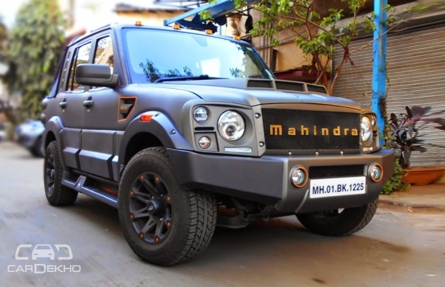Mahindra At Indian Auto Expo 2016 Business Standard News