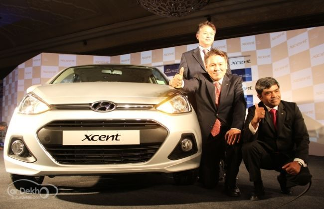 Hyundai Xcent compact sedan to launch on March 12