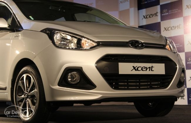 Hyundai Xcent V/S Competitors