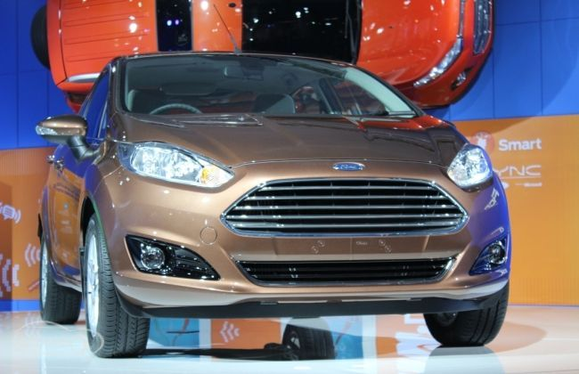 Ford India on the rise