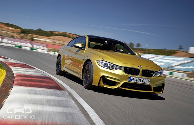 Bmw M4 Launched Features Highlights Amp Gallery